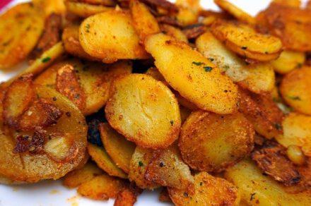 תפוחי אדמה בטעם בצל
