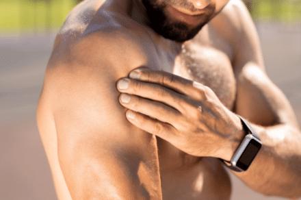 שרירים תפוסים